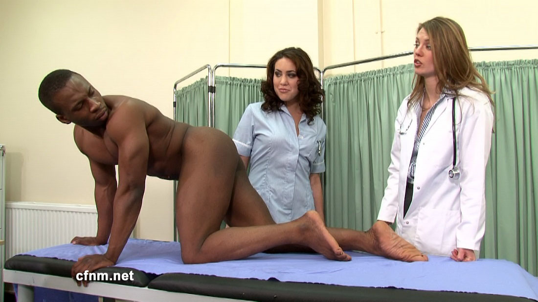 Straight guy getting physical exam gay the