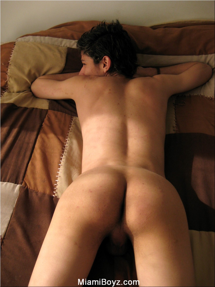 Hot Naked Colombian Guys