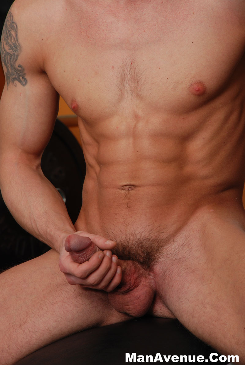 Ripped Nude Teen Jocks