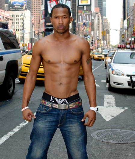 New York Thug Usher Richbanks