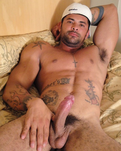 Lukas Kazan: Playing with Hung Brazilian Stud Alexei
