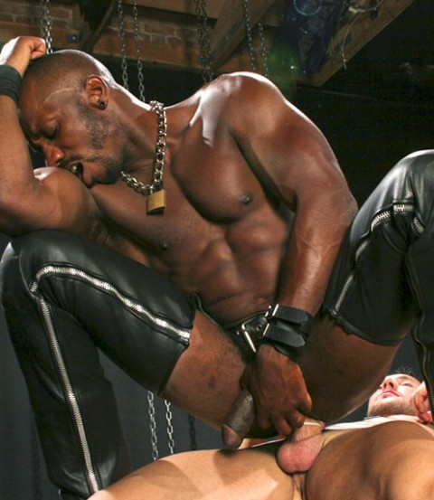 Xtra Inches: Pounding a Black Stallion's Hole