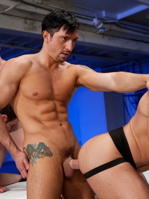 Hot House: Hunks' Hot Gangbang Gone Wild