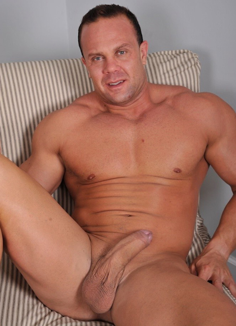 Men Over 30: Smooth Shaved Uncut Stud Charlie Xavier