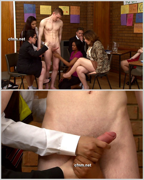 CFNM: Handling Christopher's Erection in Class