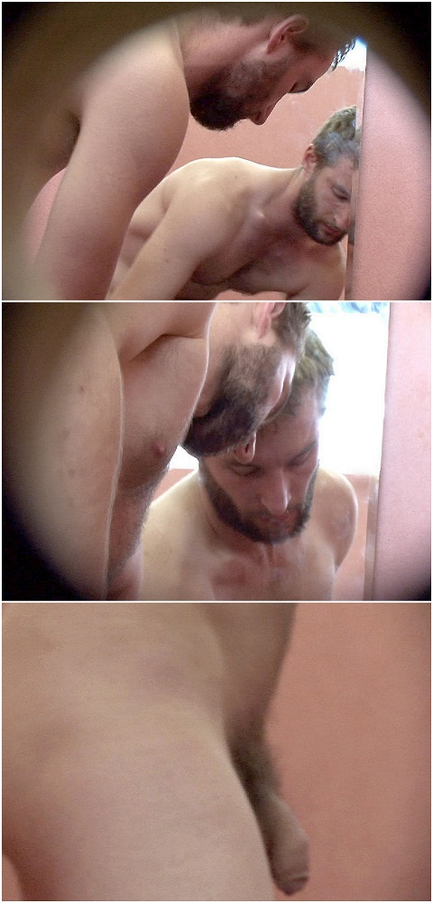 Sneakypeek: Pervy Cameraman Catches Another Naked Swimmer