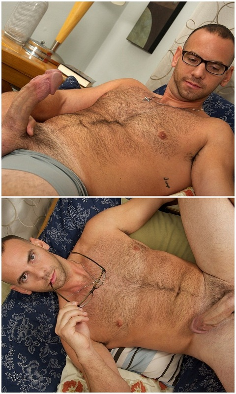 Men Over 30: Stud Girth Gives in to His Carnal Pleasure