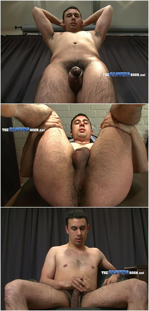 The Casting Room: Horny Jock Farley Bares His Sexual Beast on Cam