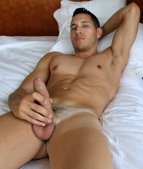 Hung Straight Italian Boy Vinnie